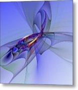Abstract 110210 Metal Print