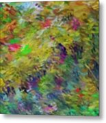 Abstract 111510 Metal Print