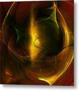 Abstract 120610a Metal Print