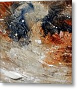 Abstract  1236 Metal Print