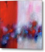 Abstract Painting 137 Metal Print