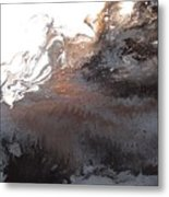 Abstract #2 Metal Print