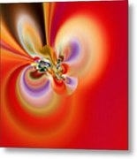 Abstract 239 Metal Print