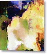 Abstract #36 Metal Print