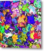 Abstract 369 Metal Print