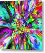 Abstract 397 Metal Print