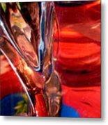 Abstract 418 Metal Print