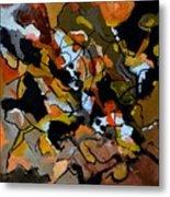Abstract 446190 Metal Print