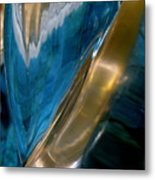 Abstract 495 Metal Print