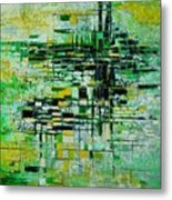 Abstract 5 Metal Print