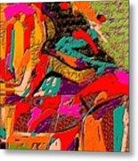 Abstract 508 Metal Print