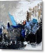 Abstract 51703 Metal Print