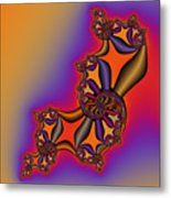Abstract 54 Metal Print