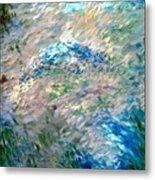 Abstract 6-03-09 A Metal Print