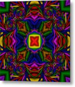 Abstract 611 Metal Print