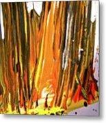 Abstract 6535 Metal Print