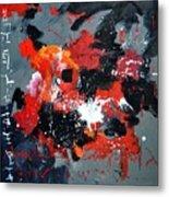 Abstract 6611403 Metal Print