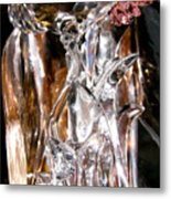 Abstract 673 Metal Print