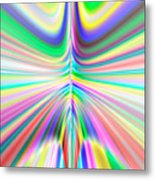 Abstract 701 Metal Print