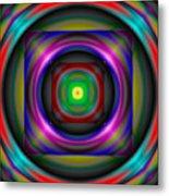 Abstract 705 Metal Print