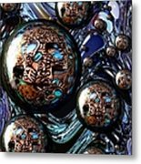 Abstract 71216.2 Metal Print