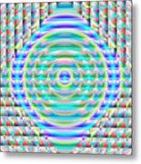 Abstract 717 Metal Print