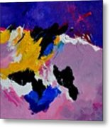 Abstract 760170 Metal Print
