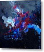 Abstract 77902171 Metal Print