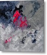 Abstract 88114010 Metal Print