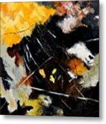 Abstract 8811601 Metal Print