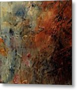 Abstract 900192 Metal Print
