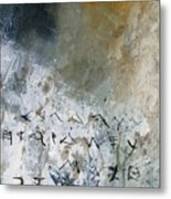 Abstract 904023 Metal Print