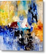 Abstract  905003 Metal Print