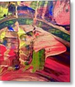 Abstract 9096 Metal Print