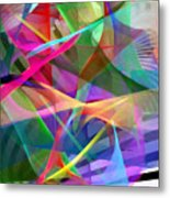 Abstract 9488 Metal Print