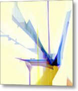Abstract 9503-001 Metal Print