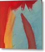 Abstract Art 3 Metal Print
