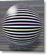 Abstract Art 6 Metal Print