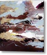 Abstract Art Project #12 Metal Print
