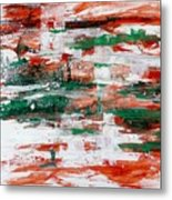 Abstract Art Project #24 Metal Print