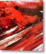 Abstract Background 2 Metal Print