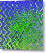 Abstract By Photoshop 50 Metal Print