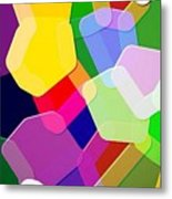 Abstract Collection 011 Metal Print