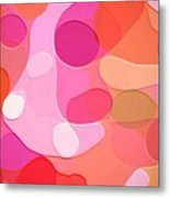 Abstract Collection 013 Metal Print