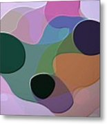 Abstract Collection 018 Metal Print