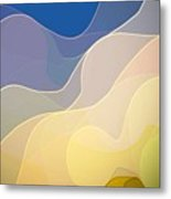 Abstract Collection 019 Metal Print
