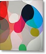 Abstract Collection 020 Metal Print