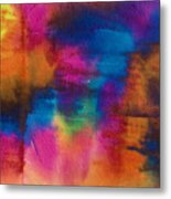 Abstract Colors 28994 Metal Print