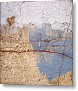 Abstract Concrete 15 Metal Print