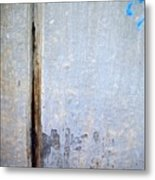 Abstract Concrete 19 Metal Print